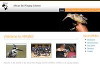 AFRING website (click to enter)