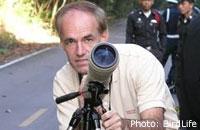 Dr Marco Lambertini, Chief Executive of BirdLife International (Photo: BirdLife International)