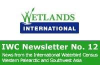 IWC Newsletter No. 12 - News from the International Waterbird Census