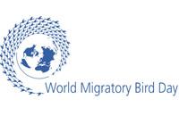 Logo: World Migratory Bird Day (WMBD)