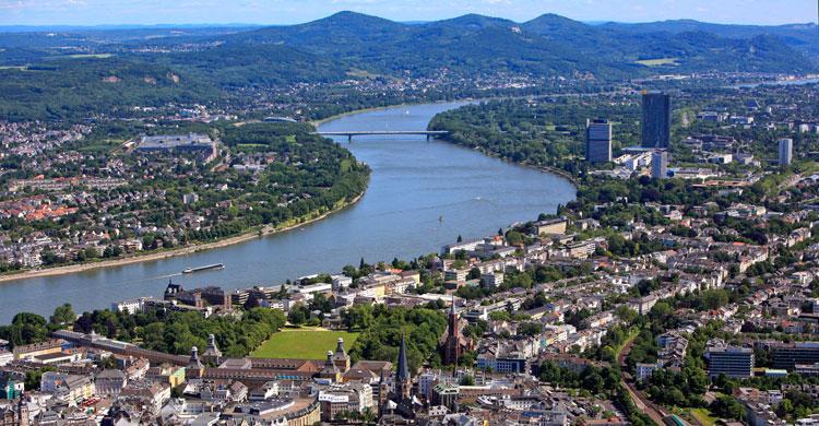 Ville de Bonn © Presseamt Bundesstadt Bonn