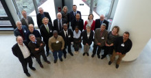 Participants at the 12th Meeting of the AEWA Standing Committee