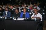 South African delegation: Shonisani Munzhedzi (MOP7 Chair), Malta Qwathekana, Humbulani Mafumo © Aydin Bahramlouian