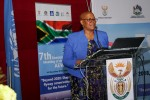 Ms. Nosipho Ngcaba, Director-General of National Department of Environmental Affairs (South Africa) © Aydin Bahramlouian