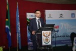 Sergey Dereliev (AEWA Secretariat) © Aydin Bahramlouian