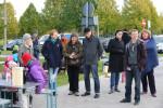 Flight of the Swans event in Tartu, Estonia, 10 Oct 2016 © Leho Luigujoe