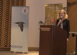 Susan Bonfield, Directrice exécutive pour Environment for the Americas © EAAFP