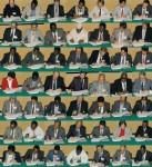 AEWA's history: Delegates signing the Final Act © LNV
