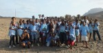World Migratory Bird Day 2014 celebrated in Cape Verde © Biosfera