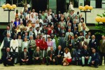 Signing Ceremony: Participants of the 1st Consultative Meeting on the development of AEWA, 12-14 June 1994 at the UNEP premises in Nairobi, Kenya © UNEP