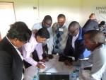 Training of Trainers Workshop in Naivasha, Kenya, 2013 © Tim Dodman