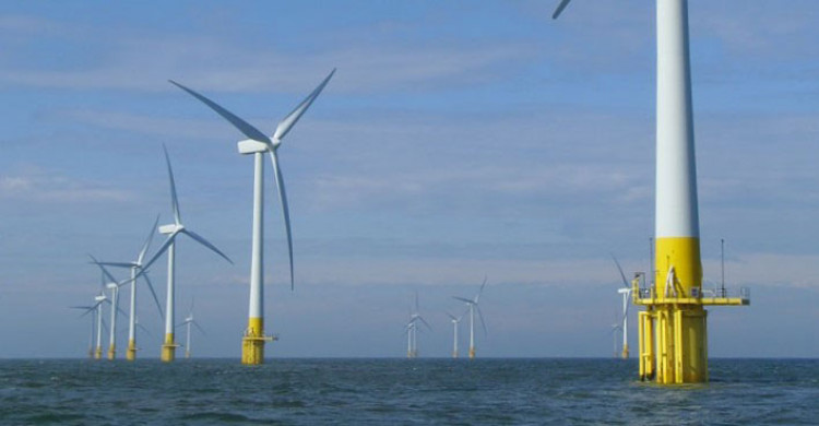 Offshore windpark © Eleanor Partridge/Marine Photobank