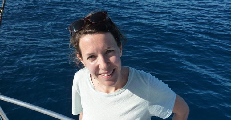 Ms. Eva Meyers, the new Coordinator of the European Goose Management Platform (EGMP)