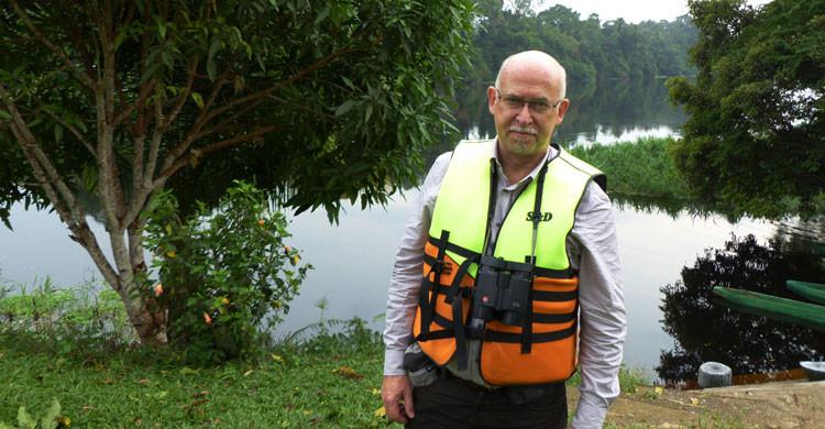 Jacques Trouvilliez, Executive Secretary UNEP/AEWA Secretariat
