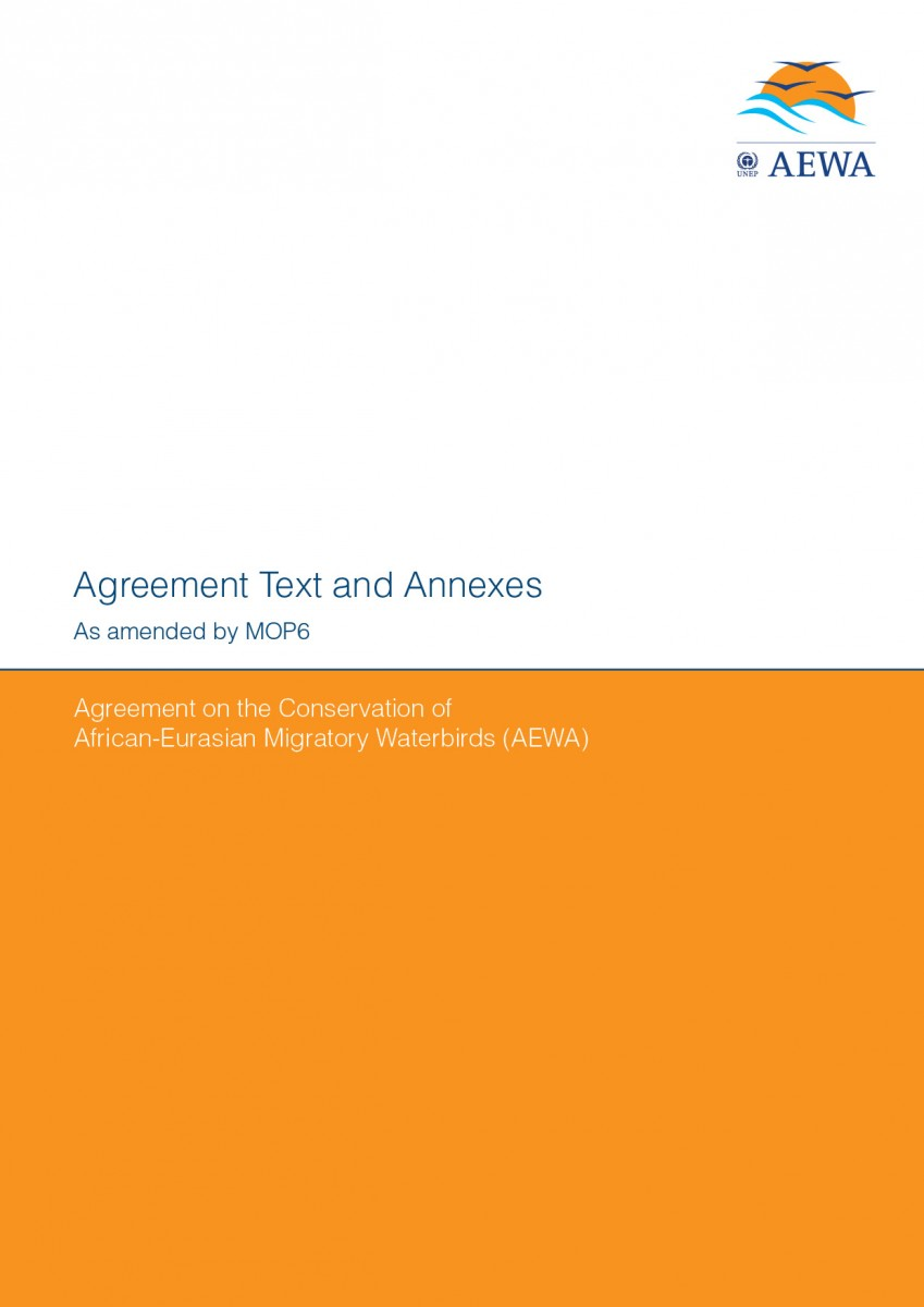 Agreement Text amended by MOP6