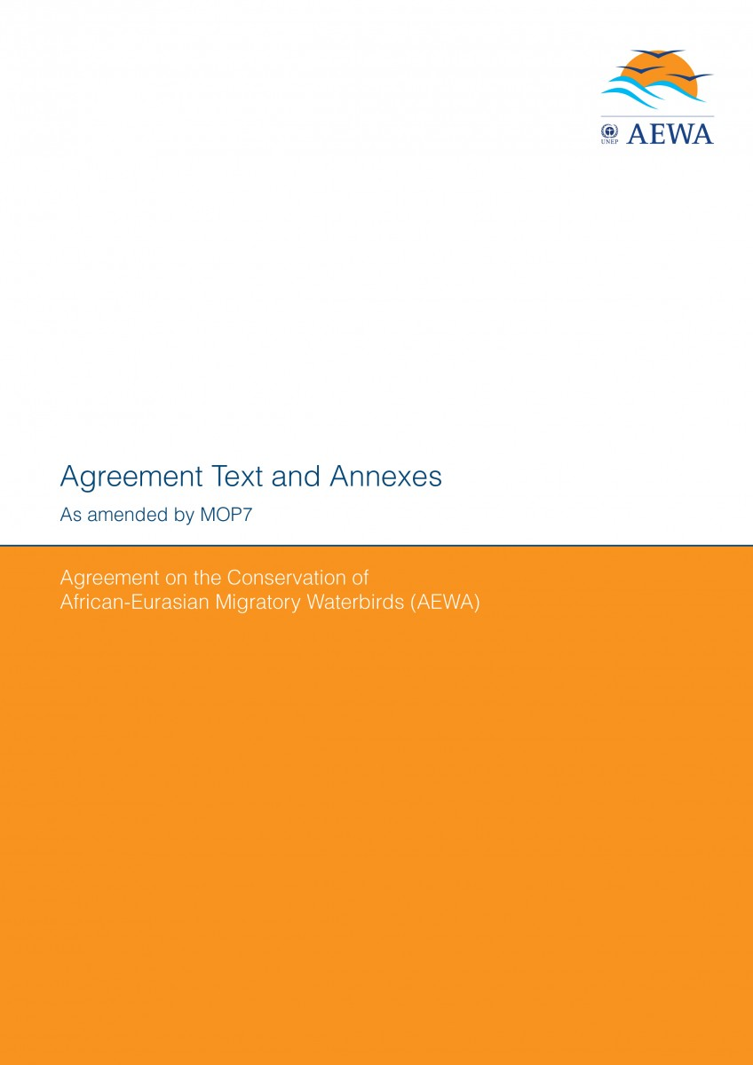 Agreement Text amended by MOP7