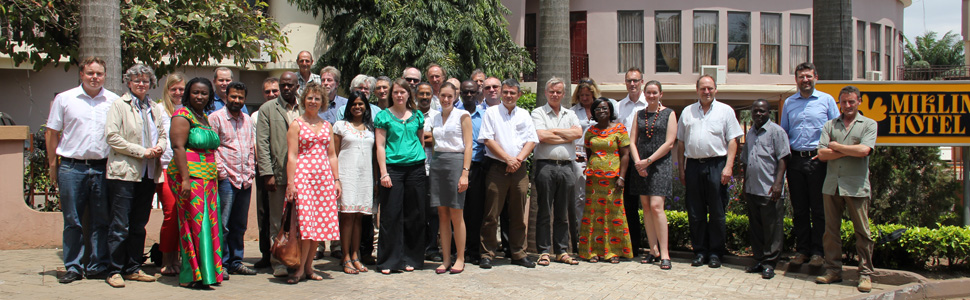 TC11 Meeting in Accra, Ghana, 2012
