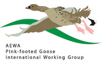 Pink-footed Goose IWG logo